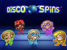 Disco Spins в игровом казино Вулкан
