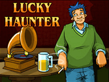 Слот Lucky Haunter в казино Вулкан