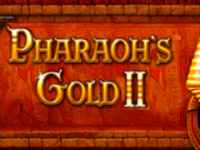 Играйте бесплатно в Pharaohs Gold 2