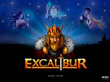 Игровой автомат Экскалибур в казино онлайн