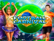 Аппарат Football Carnival от Playtech — онлайн игра, которая обогащает