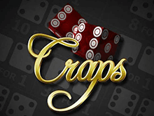Craps by Playtech — наиболее традиционные правила с повышенными коэффициентами выплат